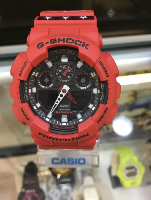Lưu ý khi chọn lựa sử dụng đồng hồ G shock đỏ
