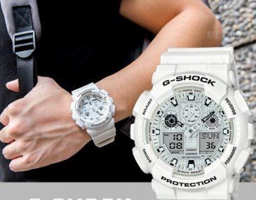 Cập nhật top đồng hồ G-Shock mẫu mới nhất khiến giới trẻ đứng tim