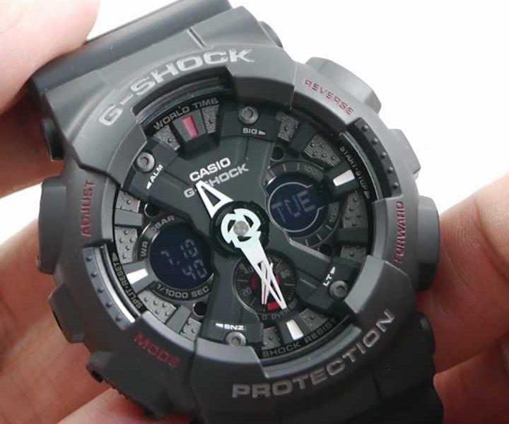 Hé lộ top đồng hồ G-Shock chính hãng sở hữu nhiều nhất