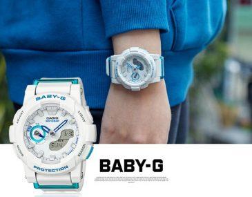 Các mẫu đồng hồ Casio nữ đẹp nhất thế giới