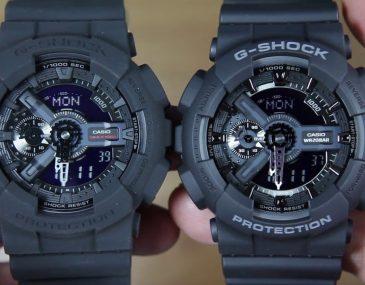 Bộ sưu tập đồng hồ G Shock Big Bang Black Collection