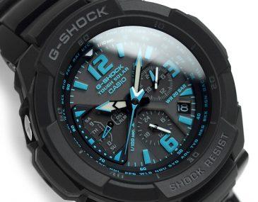 Các chế độ và cách sử dụng đồng hồ Casio G-Shock G-1200, G-1400 – Module 5087