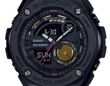 Giới thiệu đồng hồ G-Shook GST-200RBG-1A phiên bản giới hạn