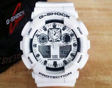 Tại sao nên chọn đeo đồng hồ G Shock?