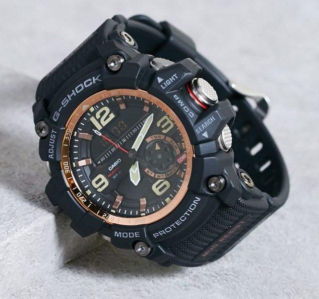 Trải nghiệm đồng hồ G-Shock Mudmaster phiên bản Rose Gold GG-1000RG-1A